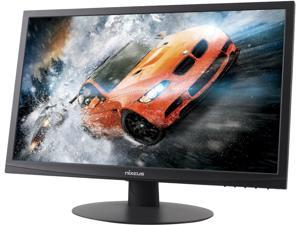 "Nixeus NX-VUE24B Black 24"" 1ms HDMI Widescreen LED Backlight LCD Monitor"