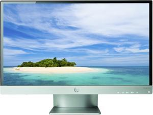"""HP Pavilion 25XI Silver / Black 25"""" 7ms HDMI Widescreen LED Backlight LCD Monitor IPS"""