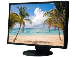 "NEC EA241WM-BK (NE7-0004) 24"" LCD Monitor"