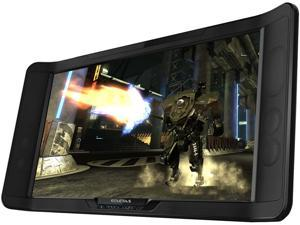 "Gaems M240 Black 24"" HDMI Widescreen LED Backlight LCD Monitor"