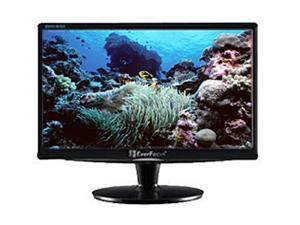 "EverFocus EN7519VGA Black 19"" 5ms Widescreen LCD Monitor Built-in Speakers"