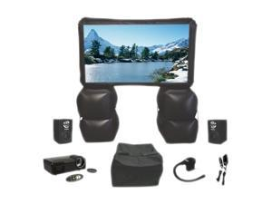 Sima XL-PRO LCD Inflatable Indoor/Outdoor Home Theater Kit
