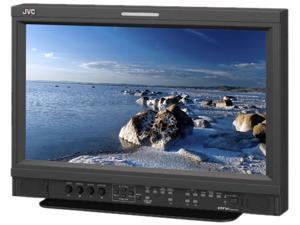 "JVC DT-E17L4GU Black 17"" HDMI LED Backlight LCD Monitor"