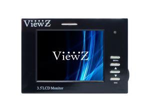 ViewZ VZ-35SM 3.5' LCD Monitor - 4:3 - 25 ms
