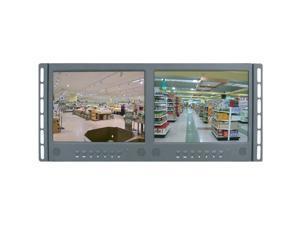 """ViewZ VZ-097RCR-D 9.7"""" LED LCD Monitor - 4:3 - 35 ms"""