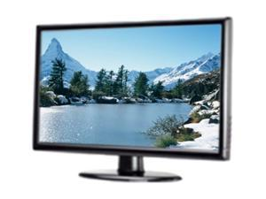 "AVUE AVK10S22W Black 22"" 5ms Widescreen LCD Video Monitor Built-in Speakers"