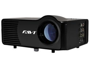 FAVI Entertainment RioHD-LED-3 800 x 600 LCD LED Mini Projector