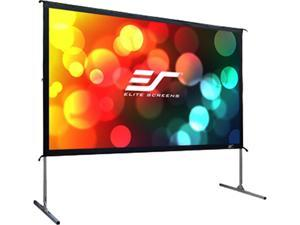 "Elite Screens Yard Master 2 OMS135HR2 Projection Screen - 135"" - 16:9 - Portable"