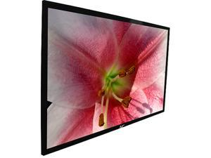 """Elite Screens SableFrame ER109WX2 Fixed Frame Projection Screen - 109"""" - 16:10 - Wall Mount"""