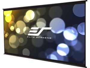 """Elite Screens DIY Pro DIY160H1 Projection Screen - 160"""" - 16:9 - Surface Mount, Wall Mount"""