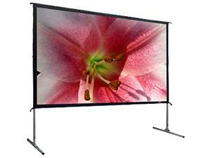 """Elite Screens Yard Master 2 OMS110HR2 Projection Screen - 110"""" - 16:9 - Surface Mount"""