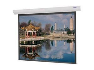 Da-Lite Designer Contour Electrol Projection Screen With Built-in Infrared Remote