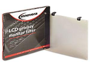 "Innovera IVR46412 Privacy Antiglare LCD Monitor Filter for 17"" Notebook/LCD"