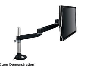 3M MA140MB Black Dual-Swivel Monitor Arm