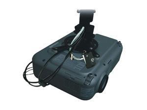 MUSTANG MV-PROJSP-FLAT Flush Projector Mount - Black