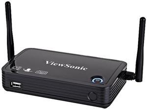 ViewSonic ViewSync 3 Wireless Full HD Dual-Band Wi-Fi Presentation Gateway with AutoProject Key (USB dongle)
