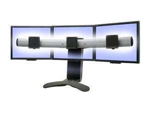 Ergotron 33-296-195 LX Triple/Dual Display Lift Stand