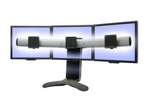 Ergotron 33-296-195 LX Triple Display Lift Stand