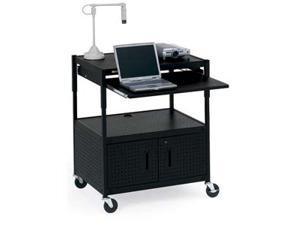 Bretford ECILS3-BK Interactive Learning Center Data Projector Cart