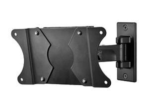 "Peerless-AV YBP2X1 VESA 75, 100 and 200x100mm Pivoting Wall Mount for 10"" to 26"" Flat Panel Displays"