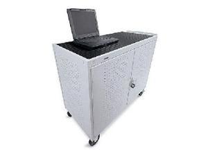 Bretford LAP18EBA-GM Welded Laptop Storage Cart