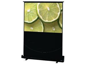 """DRAPER 230109 100"""" 4:3 Traveller Portable Front Projection Screen"""