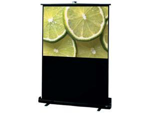 """DRAPER 230107 80"""" 4:3 Traveller Portable Front Projection Screen"""