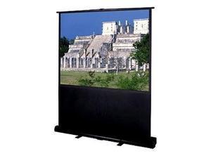 "DA-LITE 100"" NTSC/Video(4:3) Deluxe Insta-Theater Portable Lift-up Screen 100"" Video Fomat (4:3 Aspect) 87063"