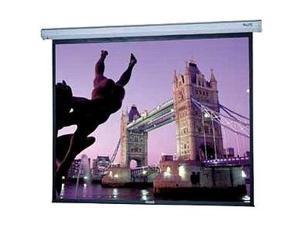 """DA-LITE 79013 Cosmopolitan Electrol Screen - 58 x 104"""" - 119"""" Diagonal - HDTV Format (16:9 Aspect) - Matte White"""