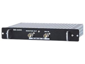 SB-04HC Internal 3G/HD/SD-SDI Input Card