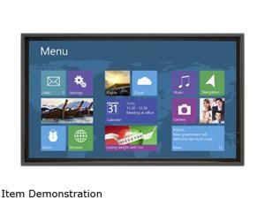 NEC Display Solutions Infrared Multi-Touch Overlay Accessory for the V463 Large-Screen Display OL-V463