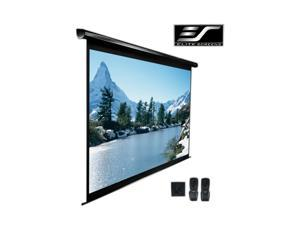 """Elitescreens 100"""" HDTV(16:9) Electric VMAX2 Ceiling/Wall Mount Electric Projection Screen (100"""" 16:9 AR) (MaxWhite) VMAX100UWH2"""