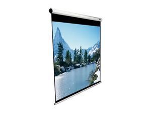 "Elitescreens 100"" NTSC/Video(4:3) Manual Manual Ceiling/Wall Mount Manual Pull Down Projection Screen (100"" 4:3 AR) (MaxWhite) M100NWV1"