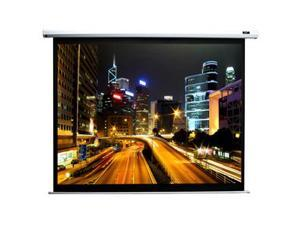 "EliteSCREENS ELECTRIC128X 128"" Motorized Projection Screen"