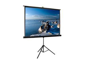 """99"""" DIAG Tripod Portable Pull-Up Projection Screen"""