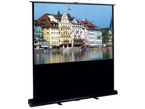 "EliteSCREENS F68XWS1 68"" 1:1 Portable Projection Screen w/ Floor Stand"