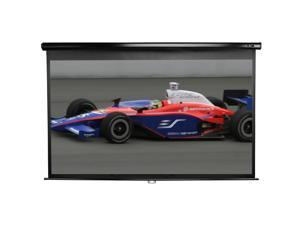 "EliteSCREENS M100VSR-PRO 120"" 4:3 Manual Pull Down Projection Screen"