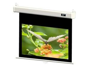 "EliteSCREENS M84VSR-PRO Manual Ceiling/Wall Mount Manual Pull Down Projection Screen (84"" 4:3 AR) (MaxWhite FG)"