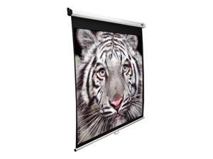 "Elitescreens 85"" White Board Manual Projection Screen M85XWS1-SRM"