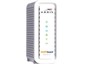 ARRIS SURFboard SBG6700AC DOCSIS 3.0 Cable Modem & AC1600 Dual Band Gigabit Wireless Router