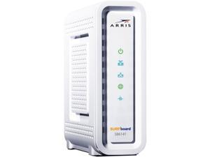 ARRIS SURFboard SB6141 8x4 DOCSIS 3.0 Cable Modem - Certified Refurbished