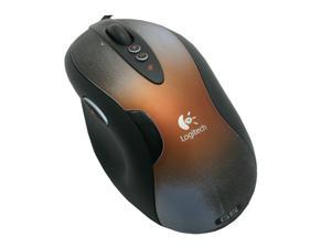 Logitech G5 2-Tone 6 Buttons 1 x Wheel USB Wired Laser Mouse