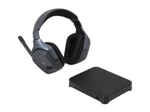 Logitech F540 Circumaural Wireless Headset