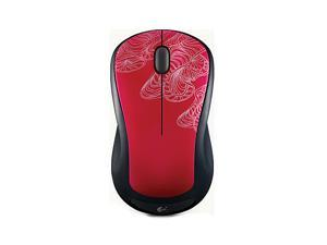 Logitech M310 910-002479 Red RF Wireless Laser Mouse