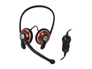 Logitech H230 Supra-aural Headset
