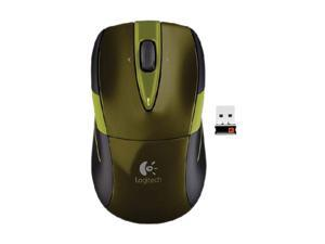 Logitech Wireless Mouse M525 910-002699 Green RF Wireless Optical Mouse