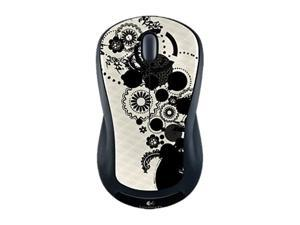 Logitech M310 910-002997 Ink Gears 1 x Wheel USB RF Wireless Laser Mouse