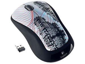 Logitech M310 910-002998 Skyscraper RF Wireless Laser Mouse