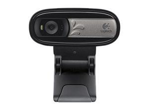 Logitech C170 Webcam - 0.3 Megapixel - USB 2.0
