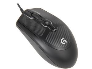 Logitech G100s 910-003533 Black 1 x Wheel USB Wired Optical Gaming Mouse
